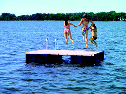 Swim and Diving Platforms