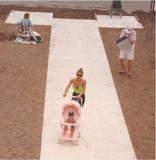 Beach Boardwalks